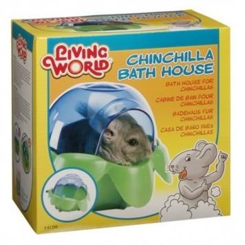 Bañera Para Chinchilla...