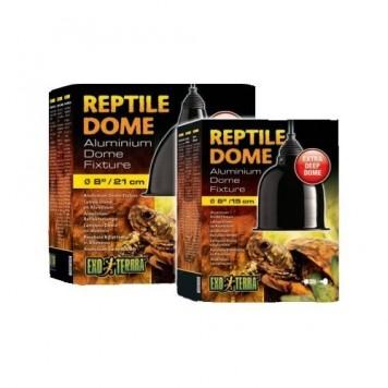 Portalámparas Reptile Dome...